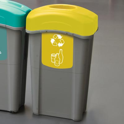 Eco Nexus® 85 Container voor glas